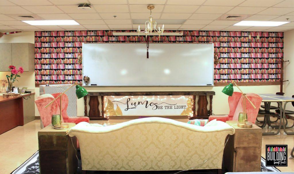 High School Classroom Decor: Semi Flexible Seating in a ...