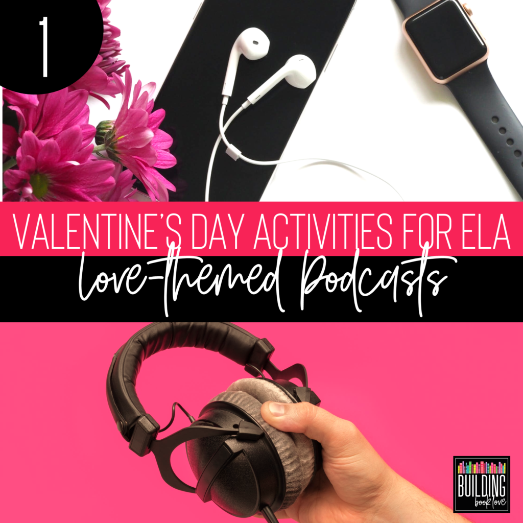 Valentine S Day Activities For High School And Middle School Ela Students Building Book Love